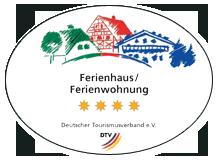 4-Sterne Ferienwohnung (Deutscher Tourismusverband)
